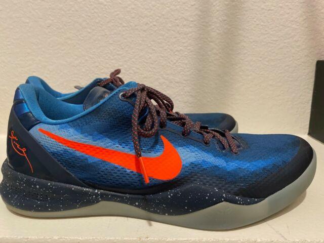Size 16 - Nike Kobe 8 System Blitz Blue