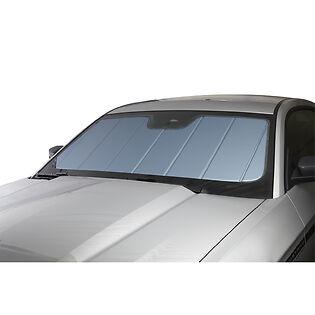 CoverCraft Silver Sunscreen Folding Sun Shade Custom Fit Heat Shield UV10433SV