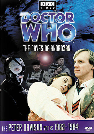 2 Disc Special Edition Dr Who DVD 2001 Doctor Who The Caves Of Androzani