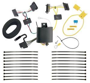 trailer wiring harness kit for 14-18 mercedes-benz sprinter 2500 3500 all  styles | ebay  ebay
