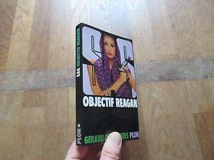 SAS 66 Objectif Reagan (French Edition)
