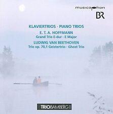 E.T.A. Hoffmann: Grand Trio E dur; Ludwig van Beethoven: Trio Op. 70,1 Geistertr