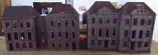15mm Scale Wargaming Terrain Arnhem Bridge House Set of 4