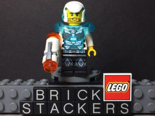 LEGO Ultra Agents MiniFigure 70169 Helmet /& Shoulder Armor Agent Jack Fury