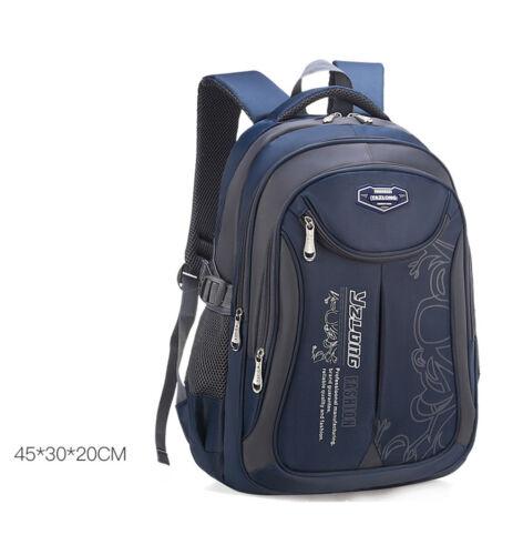 Jungen Mädchen Kinder Schultasche Rucksack Schulranzen Schulrucksack Schule