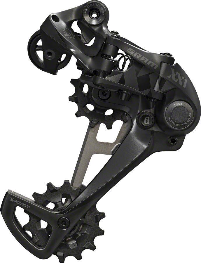 Águila de 12 velocidades Sram XX1 desviador trasero tipo 3, Negro-Nuevo