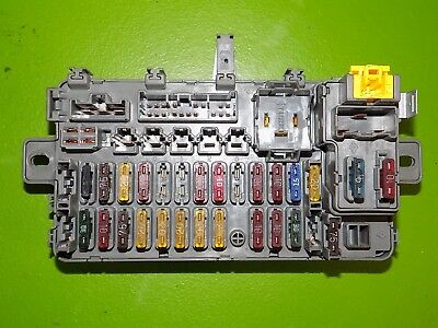 94-95 Integra OEM lower dash interior fuse relay box panel | eBayeBay