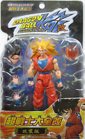 Dragonball Z Kai 4.5 Ss3 Goku Super-poseable Action Figure