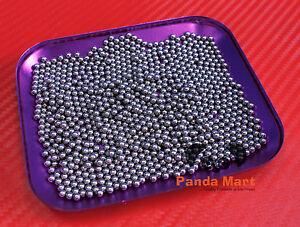 QTY 1500 1mm Loose Bearing Ball SS316 316 Stainless Steel Bearings Balls G100