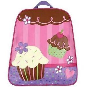 NEW STEPHEN JOSEPH Childs CUPCAKE GO GO Bag