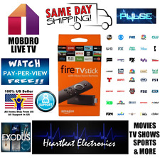 JAILBR0K3N FIRE STICK W/ALEXA 2NDGEN TVADDONS 17.3-TV SHOWS MOVIES SPORTS MORE!