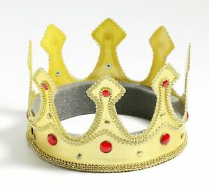 Royal-Medieval-Celtic-Gold-Queen-Princess-Crown-with-Gems-Renaissance-Costume