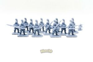 Minis3D-Rep-Heroquest-The-Men-at-Arms-Mercenaries-Morcar-The-dark-Company