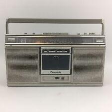 Panasonic RX5020LE Cassette Player Radio Vintage Ghettoblaster Boombox
