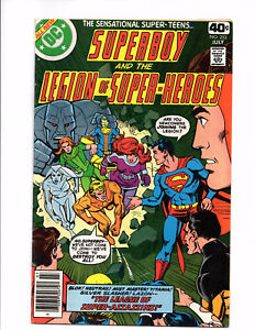 Superboy-amp-the-Legion-of-Super-Heroes-253-Jul-1979-DC-Very-Good-Fine