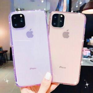 Silicone Coque iPhone 11 12 Pro Max 12 Mini SE 2020 XR X XS MAX 8 7 6 Plus