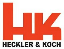 H&K   Heckler And Koch    Firearms    Travel Sticker/Decal