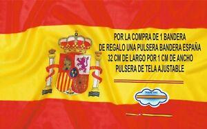 Bandera-De-Espana-Grande-150x90-Cm-Poliester-Muy-Buena-Calidad-Entrega-Inmediata