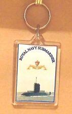 Royal Navy Submariner key ring..
