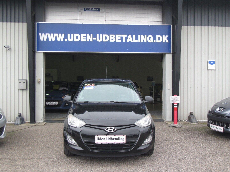 Hyundai i20 1,25 Black Life