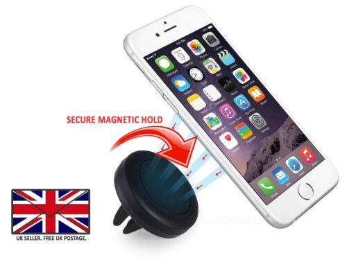 Soporte para Teléfono del Coche Magnético Montaje De Ventilación De Aire Cuna Para Samsung Galaxy Fold