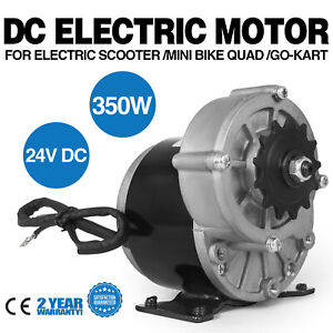 Details about 350W 24V Gear Motor Electric Tricycle Brush DC Motor Gear  Brushed Motor My1016Z