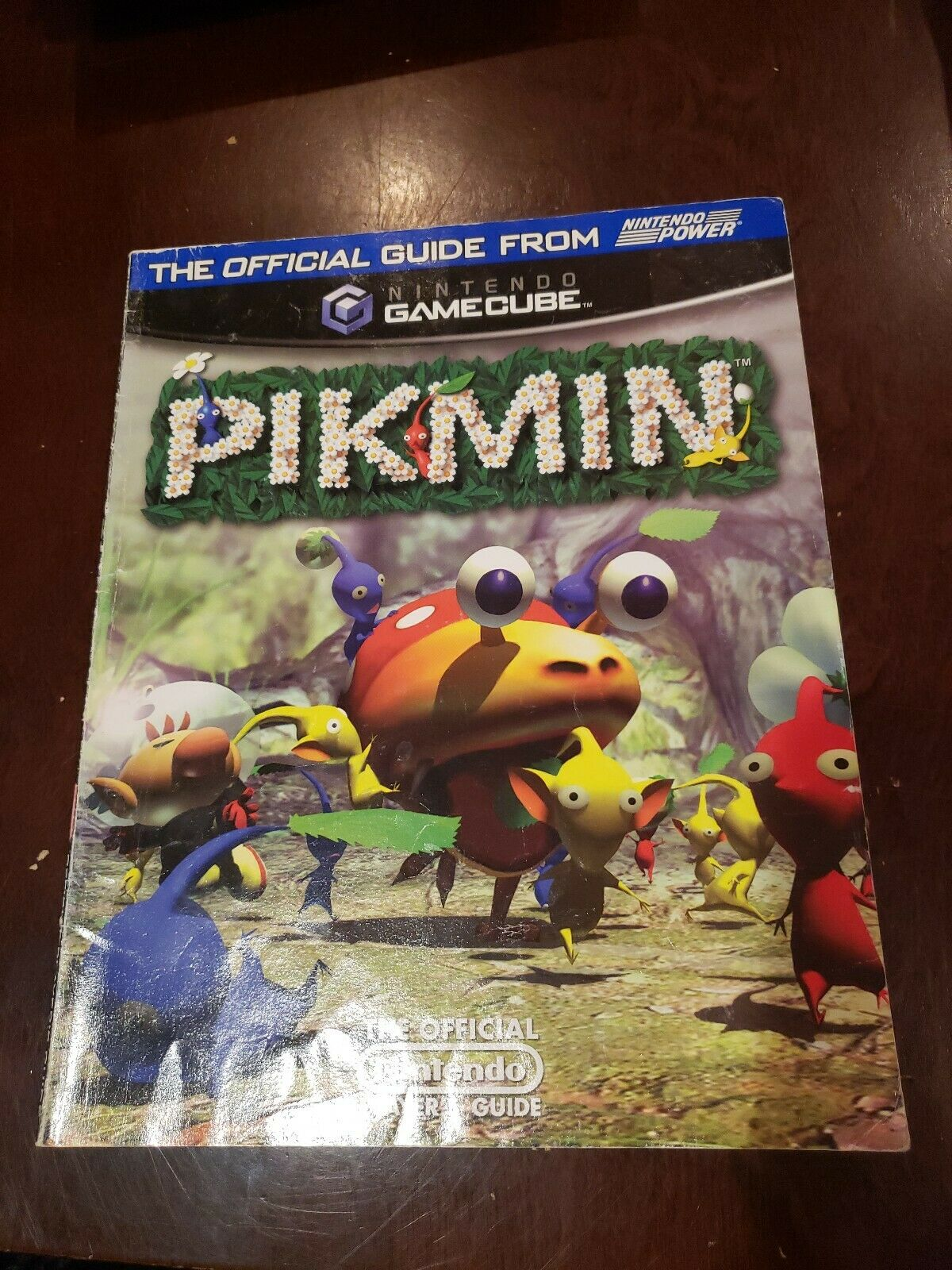 Pikmin Nintendo Gamecube The Official Nintendo Player S Strategy Guide 2001 Paperback For Sale Online Ebay