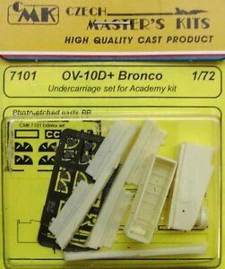 CMK-1-72-OV-10D-BRONCO-Fahrwerk-Satz-fur-Academy-7101