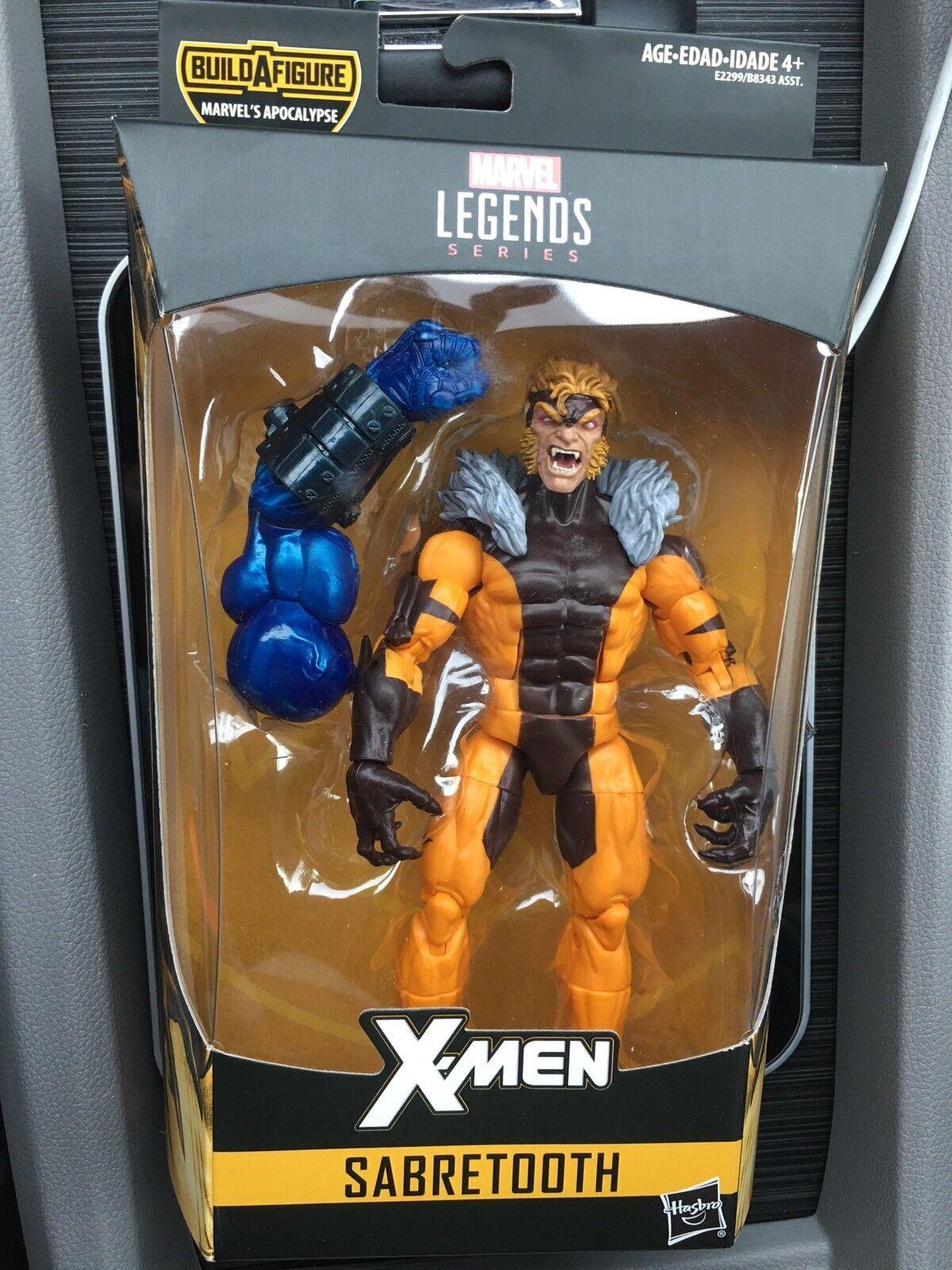 Marvel Legends Sabertooth X-MEN Apocalypse Lot Infinity War Deadpool Deadpool Deadpool Spider-Man a418d5