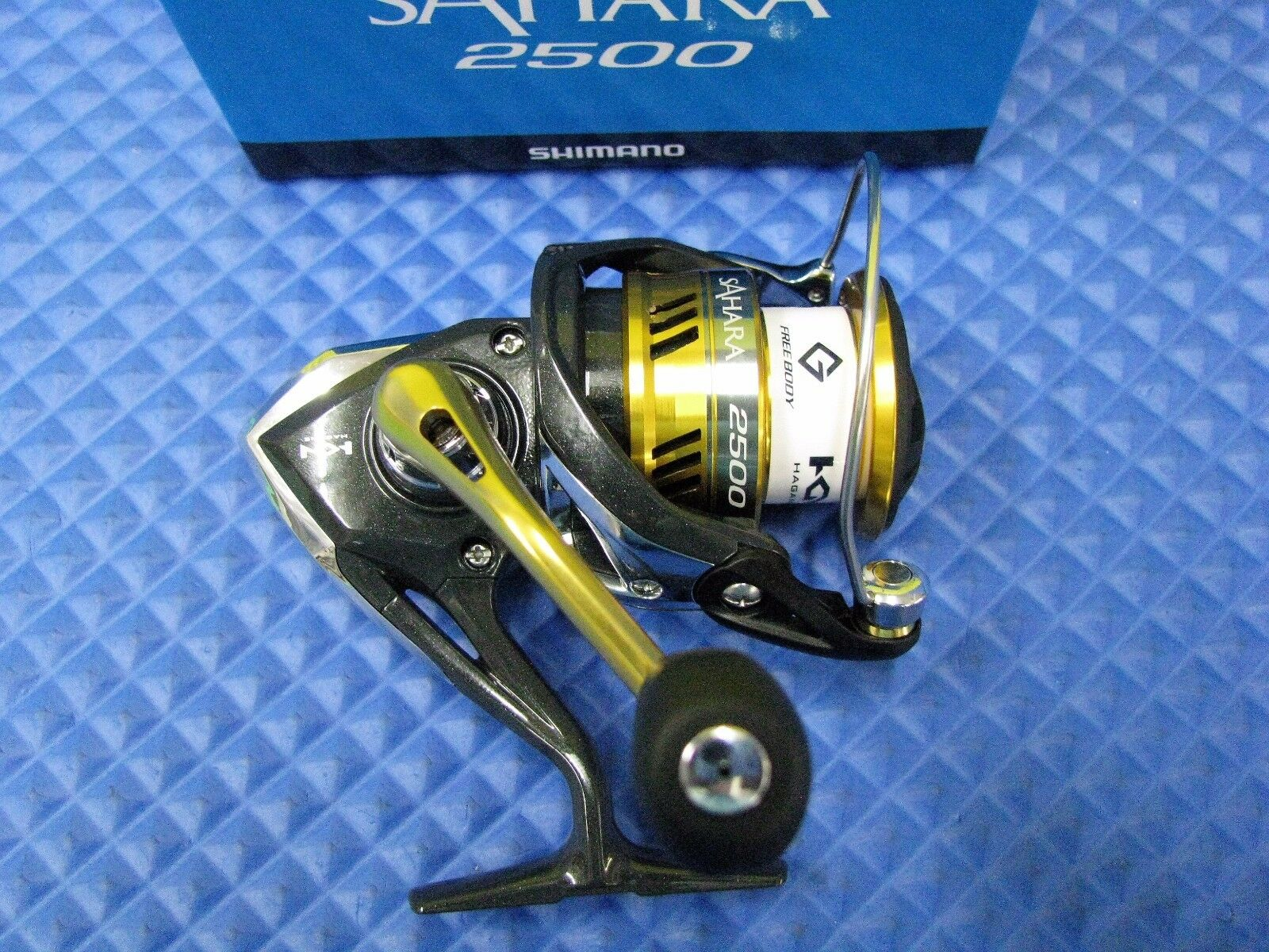 Shimano Sahara Spinning Reels NEW FI Series Series FI blu Box CHOOSE YOUR MODEL!! 6e7957