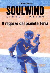 Soulwind-completa-5-volumi-Puntozero-Scott-Morse-ottime-condizioni