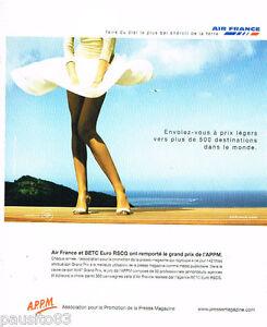 PUBLICITE-ADVERTISING-085-2003-AIR-FRANCE-amp-BETC-EURO-RSCG-prix-APPM