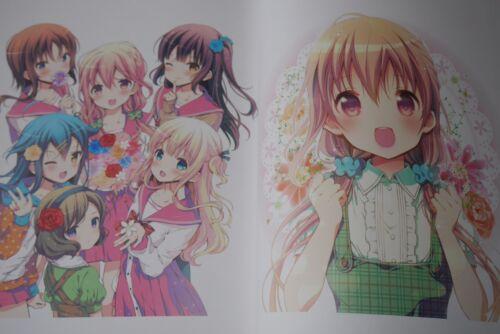 Hinako Note Art Book Illustration Book JAPAN Mitsuki