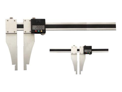 Lang Messschnabel Digital-Werkstatt-Schieblehre aus Aluprofil mit verschiebb
