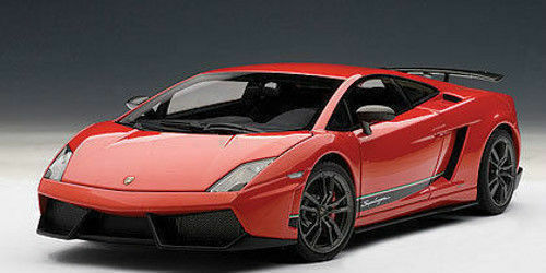 1/18 Autoart Lamborghini Gallardo LP570-4 Superleggera - Rossa Andromeda
