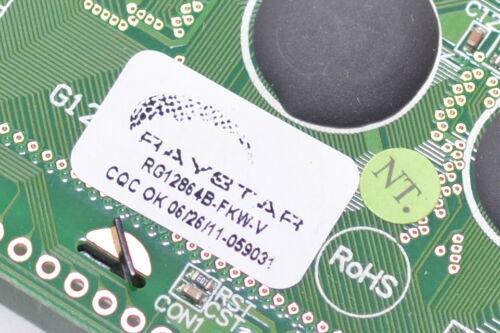 Graphical FSTN positivi Display LCD 128 x 64 di RAYSTAR tipo rg12864b-fkw-v
