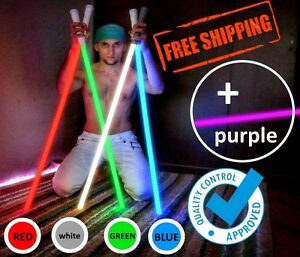 Lightsaber for dueling - DIY KIT - Cosplay Weapon TOY - Star Wars - long 110 cm