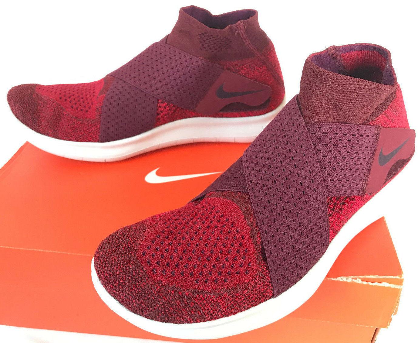 Nike Free RN Motion FK 2017 Tough 880845-601 Rd Marathon Running shoes Men's 7.5