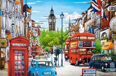 1500 TEILE PUZZLE, LONDON , CASTORLAND 151271