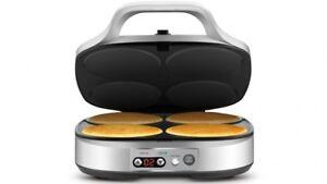 Breville-LPC140SIL-Quick-Stack-Pancake-Pro-Pancake-Maker