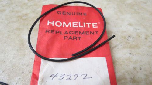 NOS OEM Homelite Pump Segment O-Ring 43272