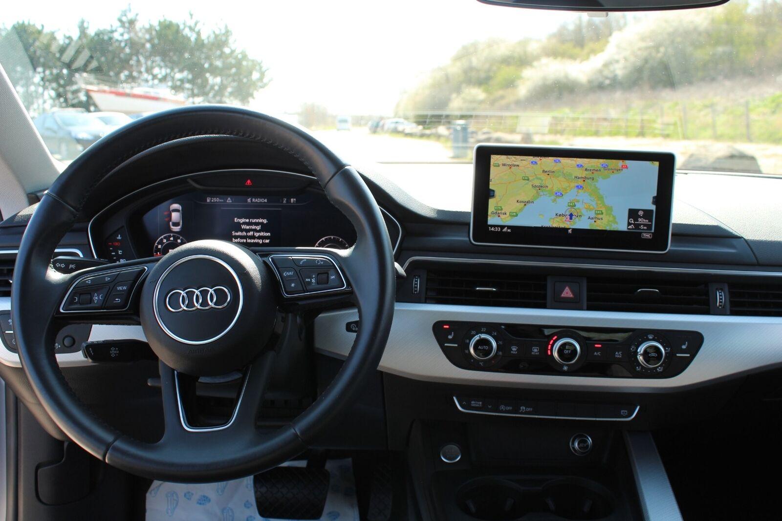 Audi A5 2,0 TFSi 190 Sport Sportback S-tr. - billede 14