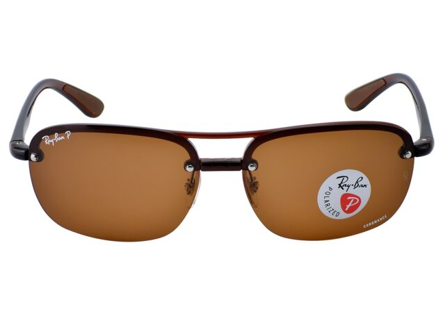 f29d980cb19 Ray-Ban RB4275CH 894 A2 Tortoise Frame Polarized Brown Mirror Chromance 63mm
