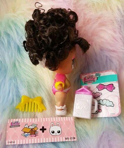 LOL lol Surprise Doll SPLITS Hairgoals Wave 2 New Rare