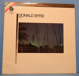 DONALD-BYRD-CHANT-LP-BLUE-NOTE-1979-ORIGINAL-PRESS-GREAT-CONDITION-VG-VG