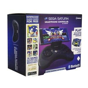 Details about SEGA SATURN SMARTPHONE CONTROLLER FOR ANDROID 19 GAMES TO  DOWNLOAD FOR FREE
