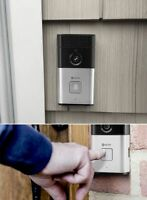 Digoo Sb-xyz Wireless Bluetooth And Wifi Smart Home Hd Video Doorbell Camera