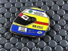 PINS PIN BADGE CAR F1 FORMULE 1  CASQUE HP SIGNE MFS