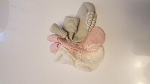 Baby ABS Socken Jungen Noppen rutschfest Kindersocken Antirutsch 12-24 Monaten