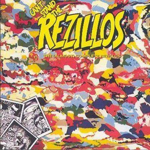 Rezillos : Can't Stand The Rezillos: The (Almost) Complete Rezillos CD (1996)